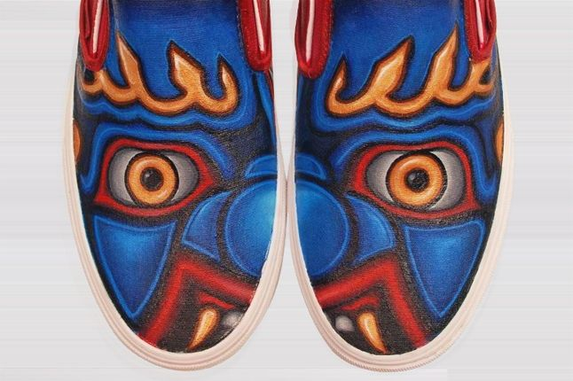 Brush Footwear 12 1