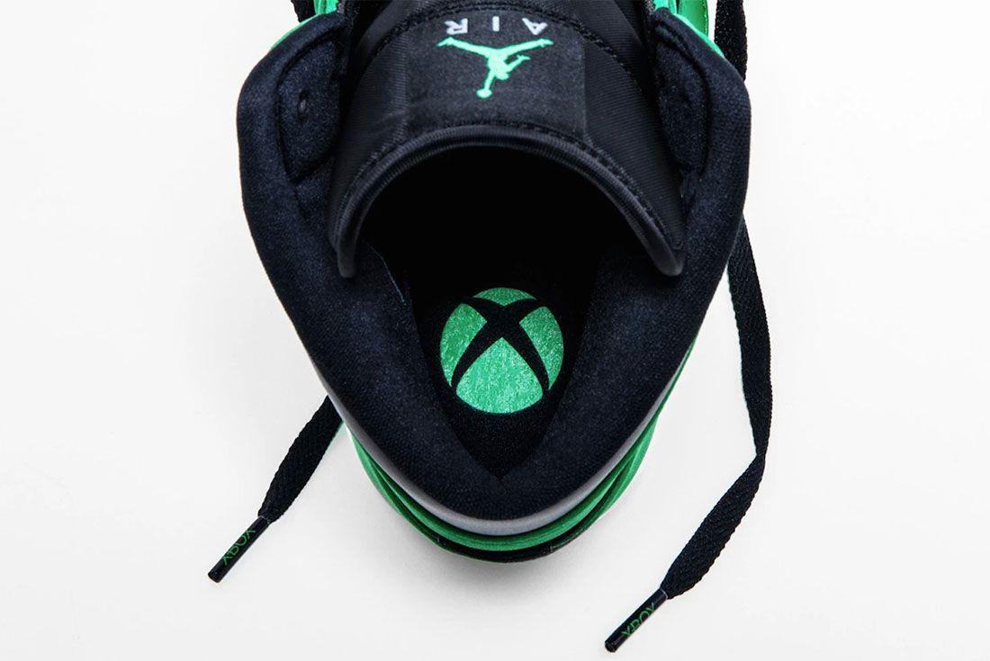 Air Jordan 1 Xbox Close 2