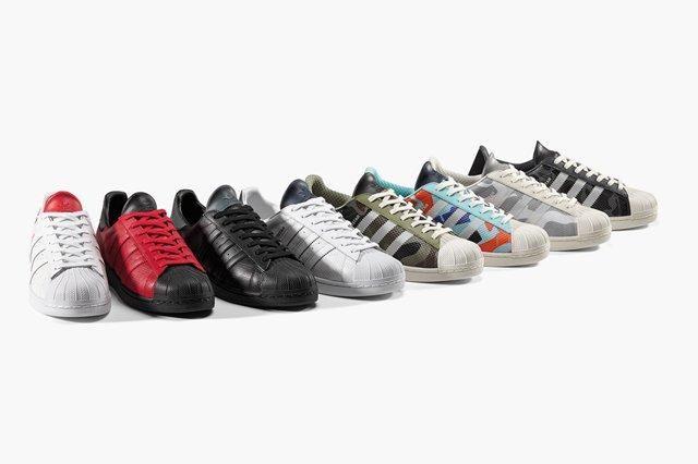 adidas Originals Superstar (Camo Pack