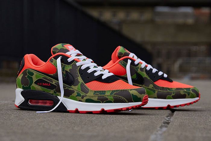 Nike Air Max 90 Duck Camo Pair