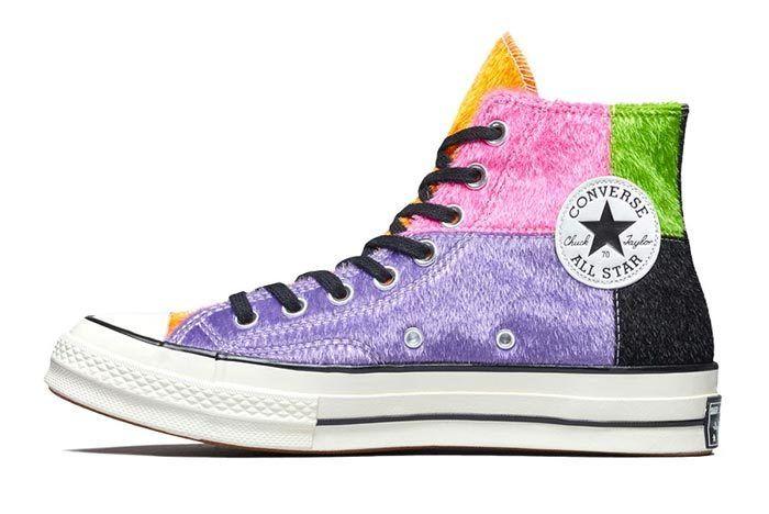 Converse Chuck Taylor Furry Multicolour 1