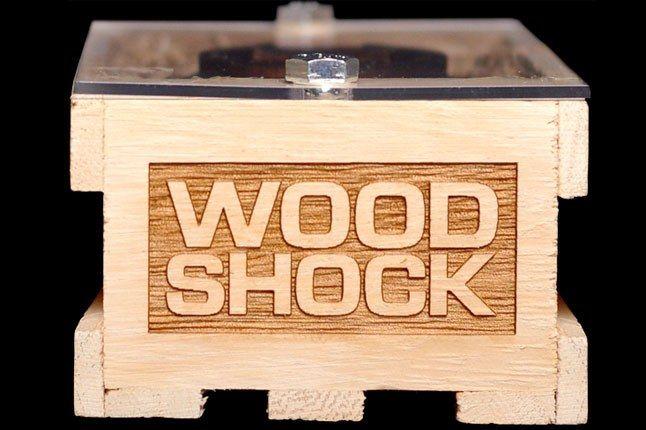 Wood Shock 1