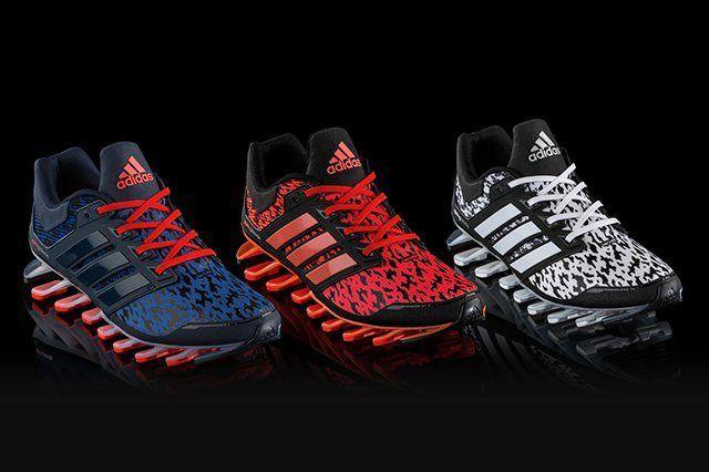 Adidas Springblade Uncaged Finishh Line Exclusive Colourways