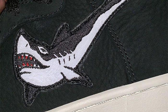 Oski Nike Dunk Sb High Logo 2