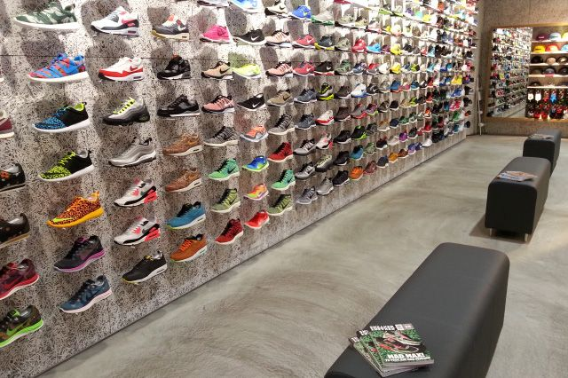 Sneaker Freaker Sports Lab By Atmos