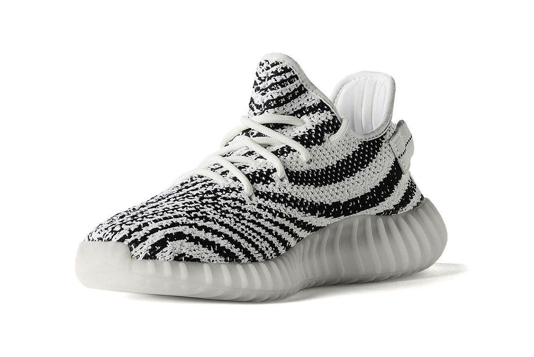 Adidas Yeezy Boost 350 V2 Zebra13
