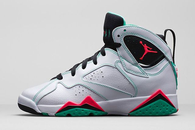 Air Jordan 7 Verde Gg 2