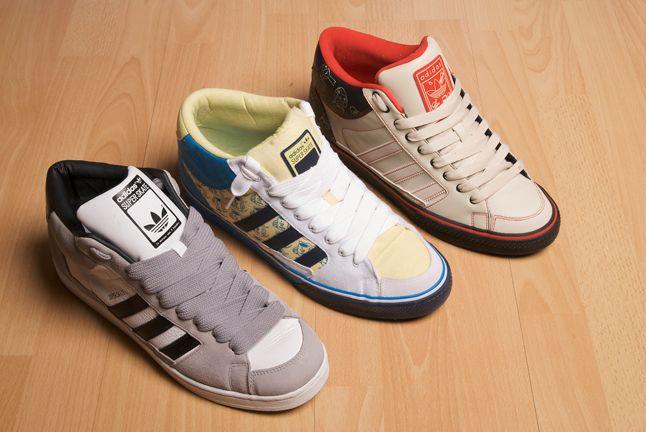 Dean Morris Adidas Superskate 2 1