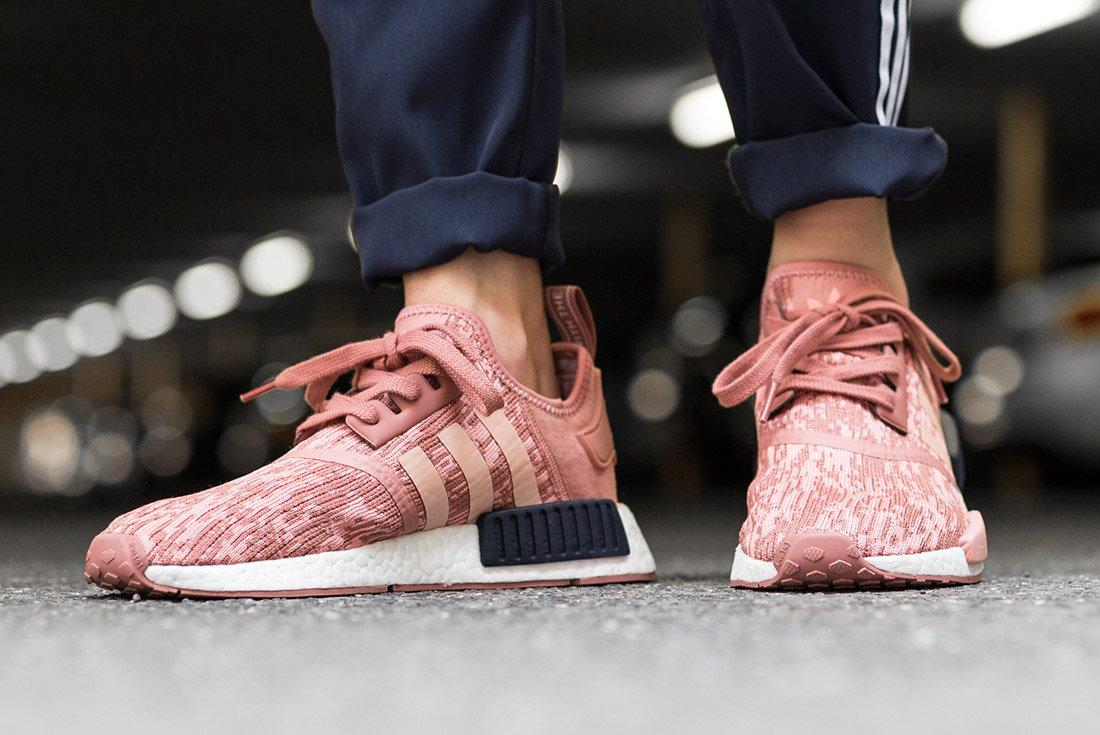 Adidas Nmd R1 Raw Pink 2