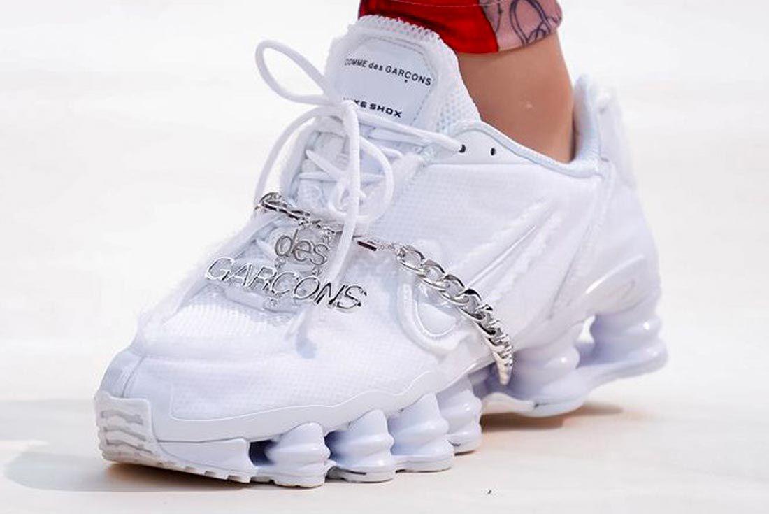 Style Recap Sneaker Takeaways Paris Fashion Week Ss19 11