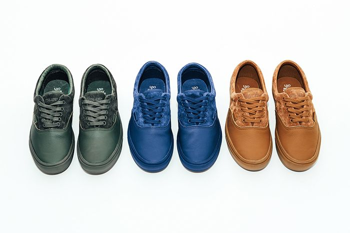 Off The Hook Vans Vault Comfycush Era Lx Leather Suede Chez Nous Release Date Top Down