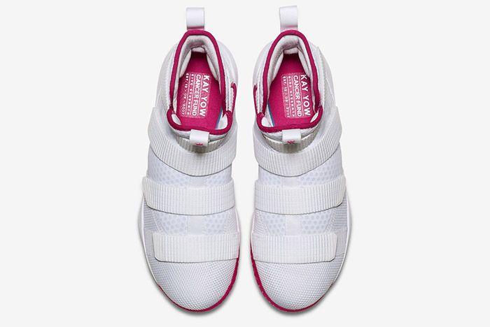 Nike Lebron Soldier 11 Kay Yow 4