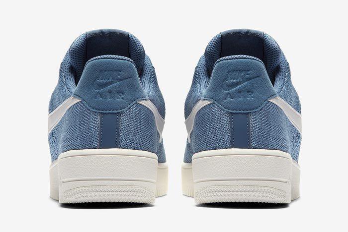 Nike Air Force 1 Ocean Fog Heels