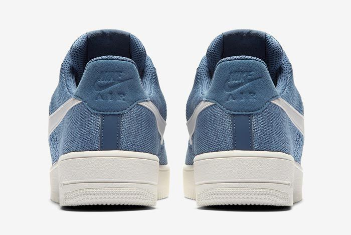 Nike Air Force 1 Ocean Fog Heels