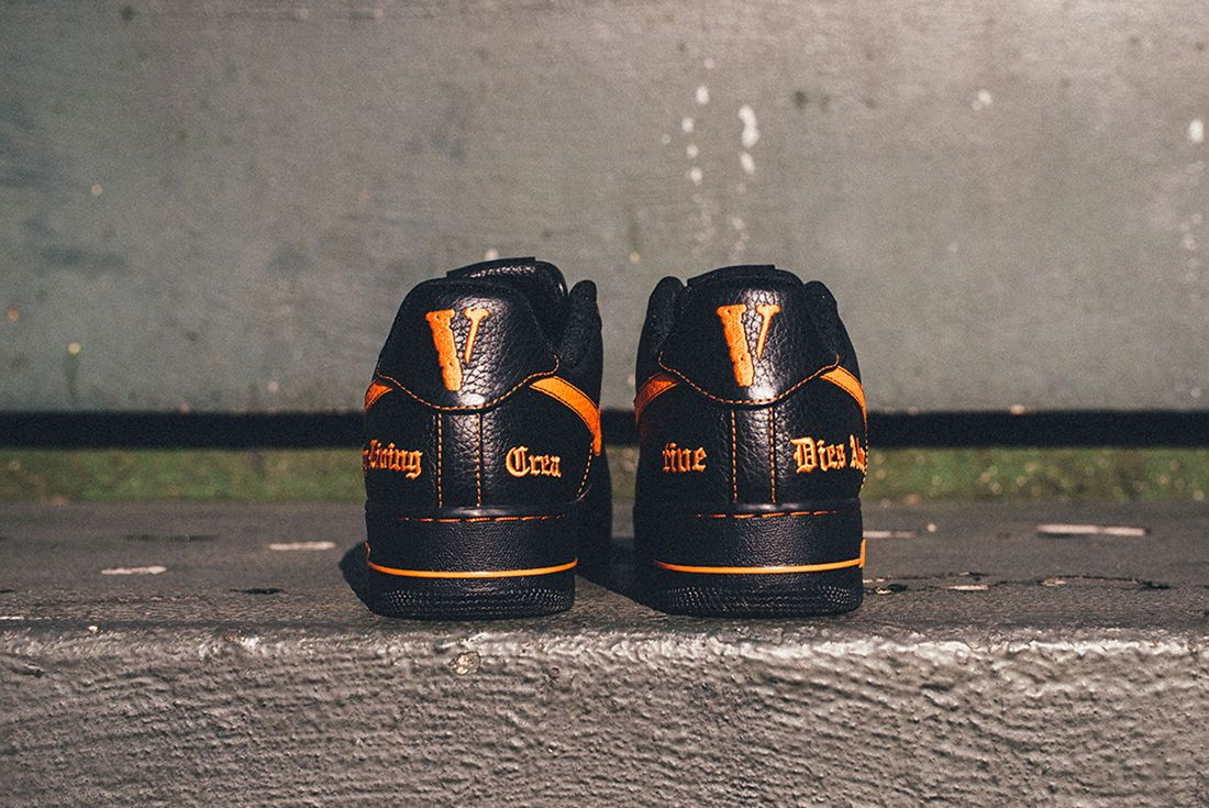 Vlone X Nike Lab Air Force 117