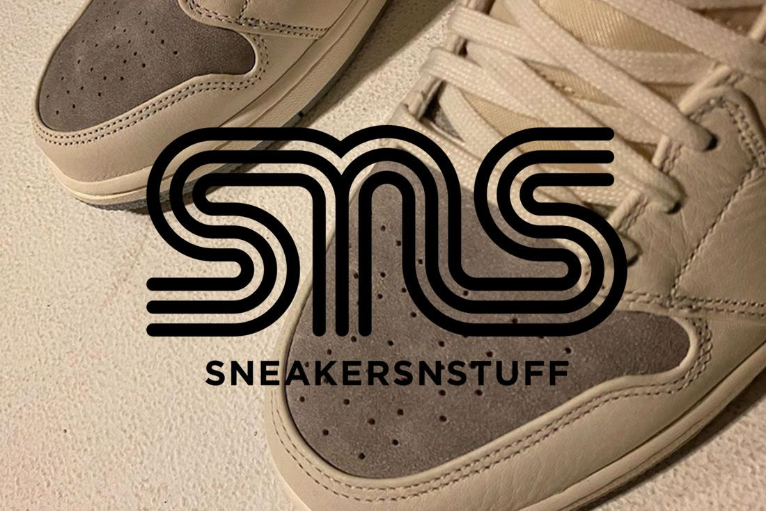 Sneakersnstuff Air Jordan 1 Release Date Toe