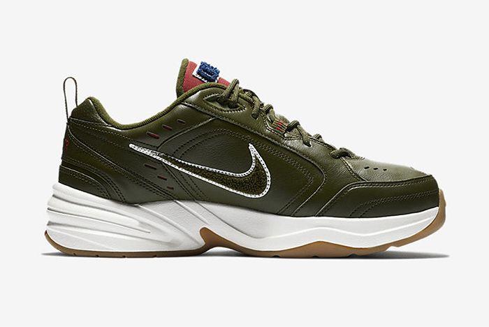 Nike Air Monarch Campout 01 Copy