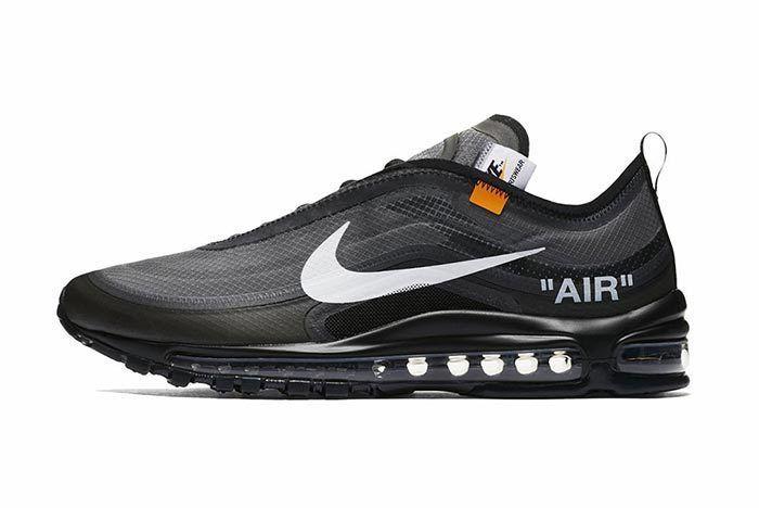 Off White Nike Air Max 97 2