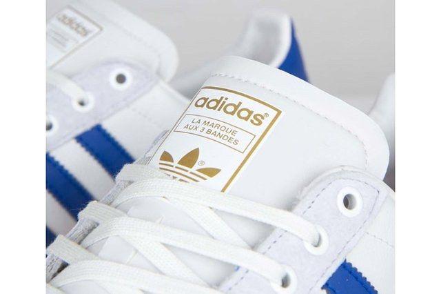 Adidas Originals Nastase Master Vin Tongue Tag