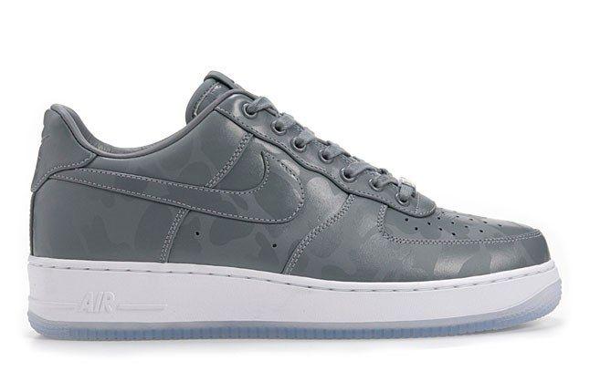 Nike Air Force 1 Low Comfort Premium Grey 1