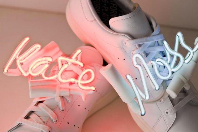 Adidas Stan Smith Exhibition Kate Moss