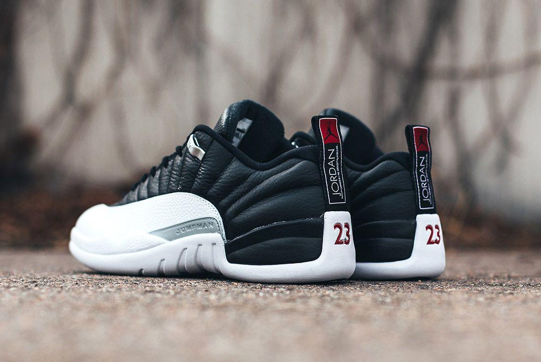 Air Jordan 12 Low Playoffs 3