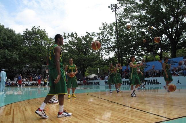 World Basketball Festival Rucker Park 2 2