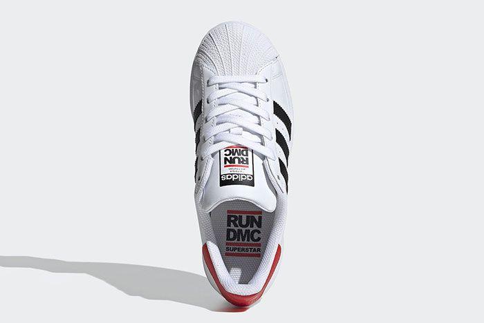 Run Dmc Adidas Superstar 2020 Top