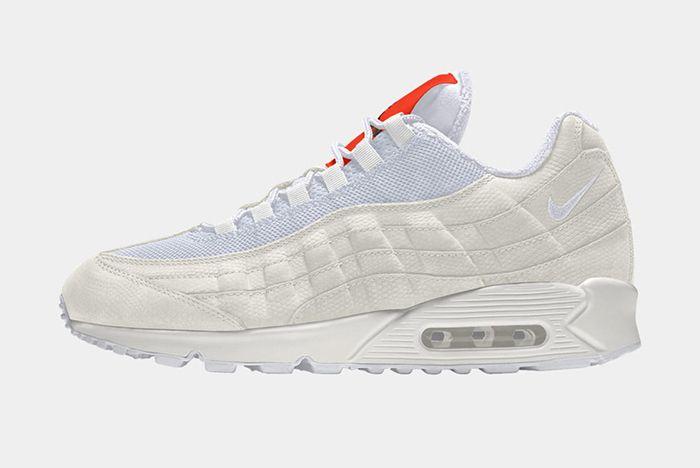 Patta Nike Air Max 90 95 By You 3