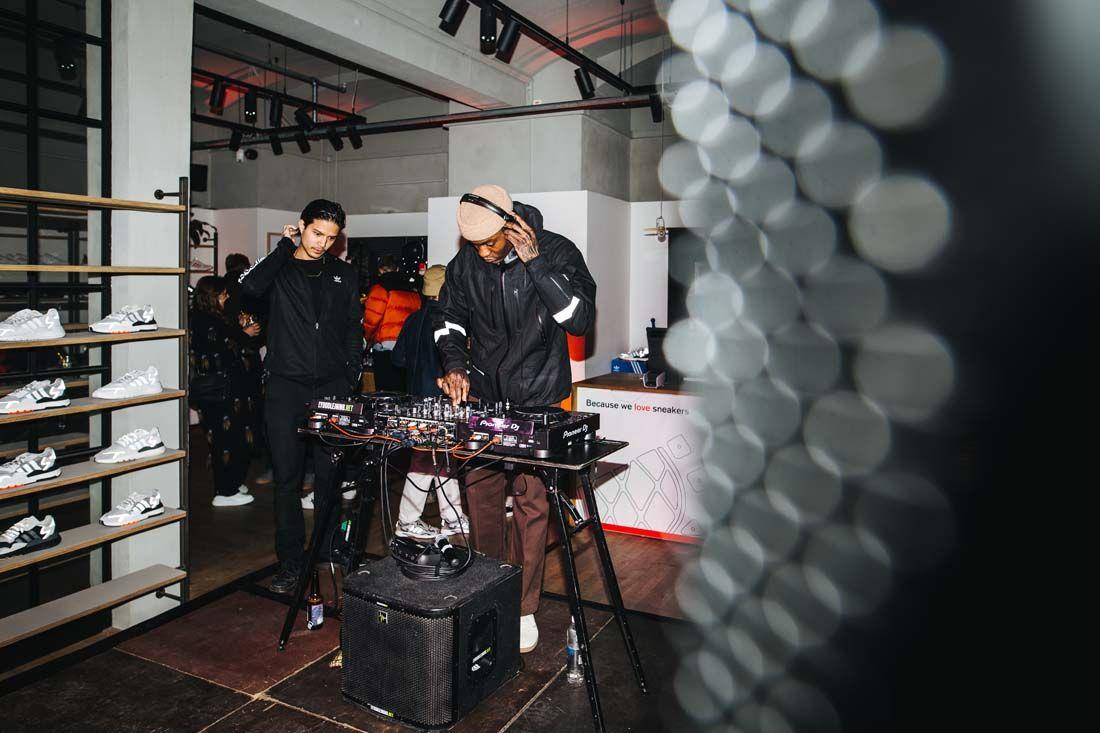 Rezet Sneaker Store Adidas Nite Jogger Release Party Event Recap 31