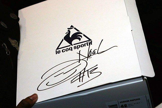 Le Coq Sportif Noah Launch 30 1