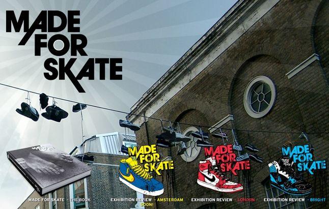 Made For Skate Book 1