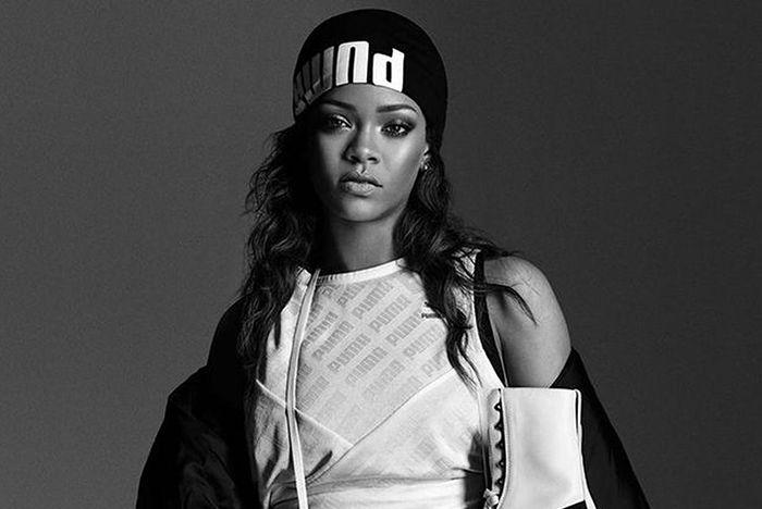 Rihanna Bootleg Sneaker Freaker 1