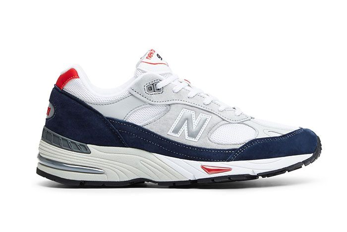 New Balance M991 Gwr Made In Uk Lateral