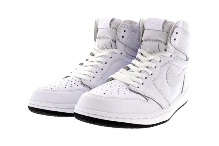 Air Jordan 1 Retro Og High White Perf 3
