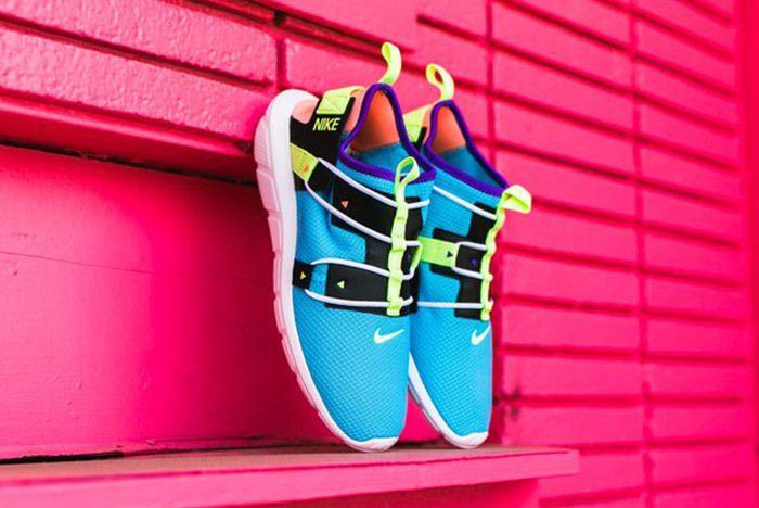 Nike Vortak Lagoon Blue Pink 7
