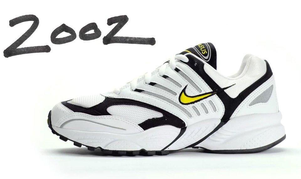 Nike Pegasus 2002