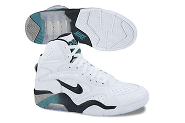 Nike Air Force 180 High 2012 Retro 2 1