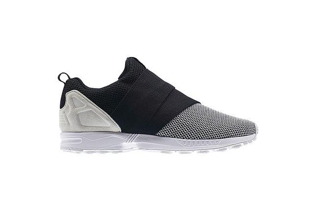 Adidas Zx Flux Slip Ons 3
