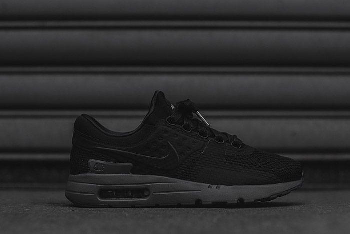 Nike Air Max Zero Black 6
