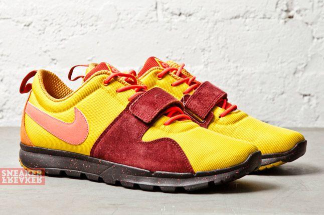 Nike Trainerendor Poler Vivid Sulfur Atomic Red 3