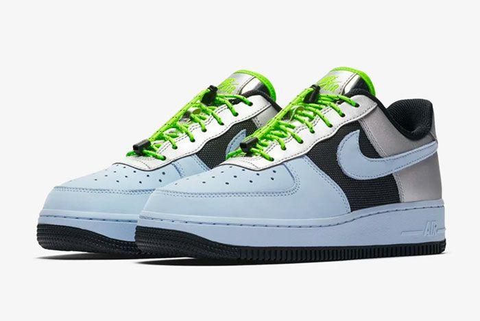 Nike Af1 Birds Of The Night Quarter