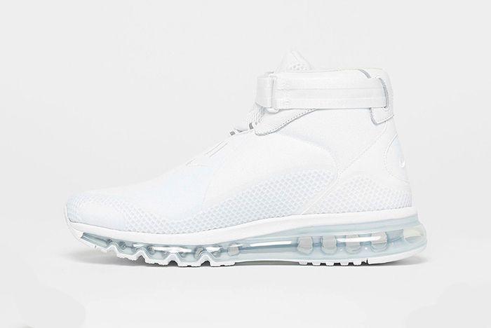 Kim Jones Nike Air Max 360 Hi Europe Release Date 7 Sneaker Freaker