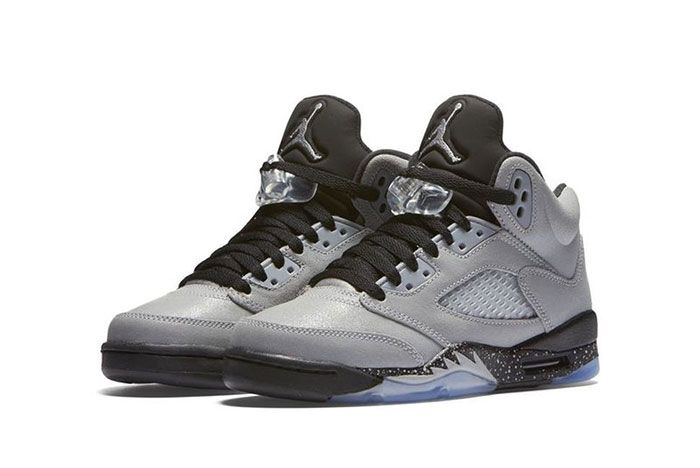 Air Jordan 5 Gs Wolf Grey 2