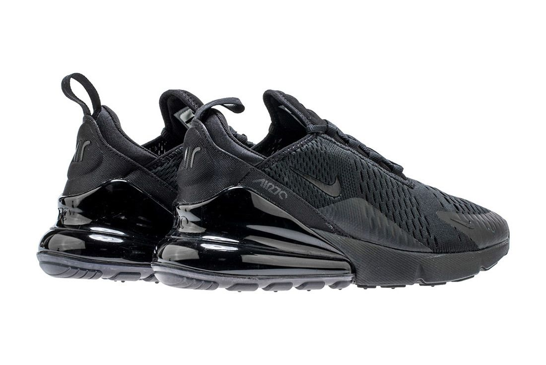 Nike Air Max 270 Triple Black Sneaker Freaker 2