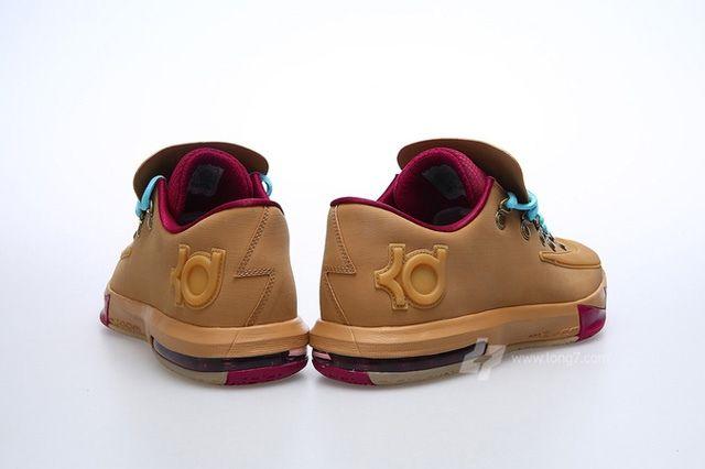 Nike Kd Vi Qs Ext Gum 7