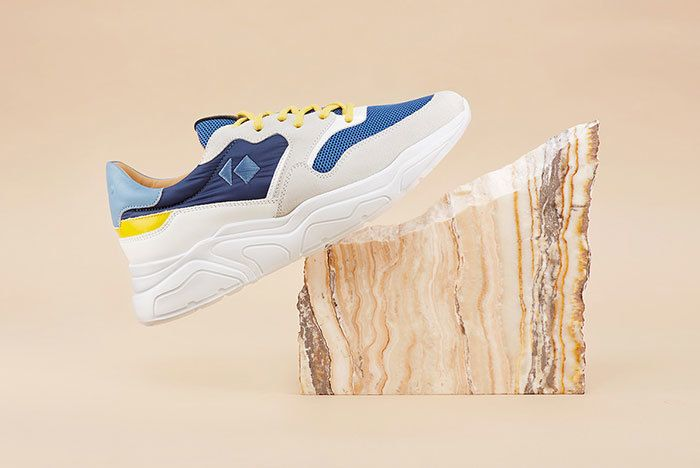 Koio Avalanche Blue Yellow Release Date Price 01 Sneaker Freaker