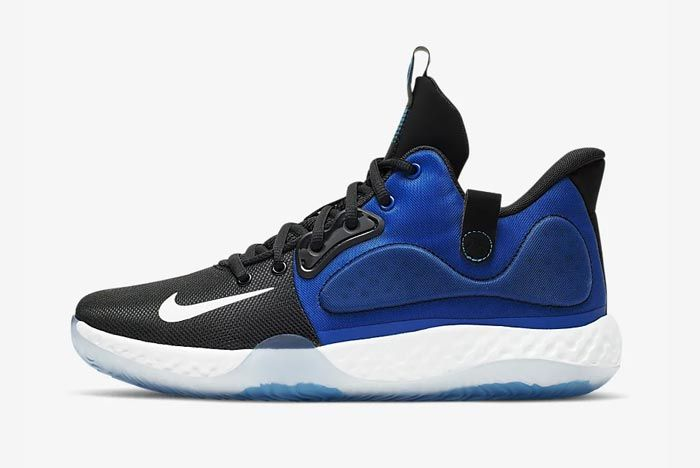 Nike Kd Trey 5 Vii Racer Blue Lateral