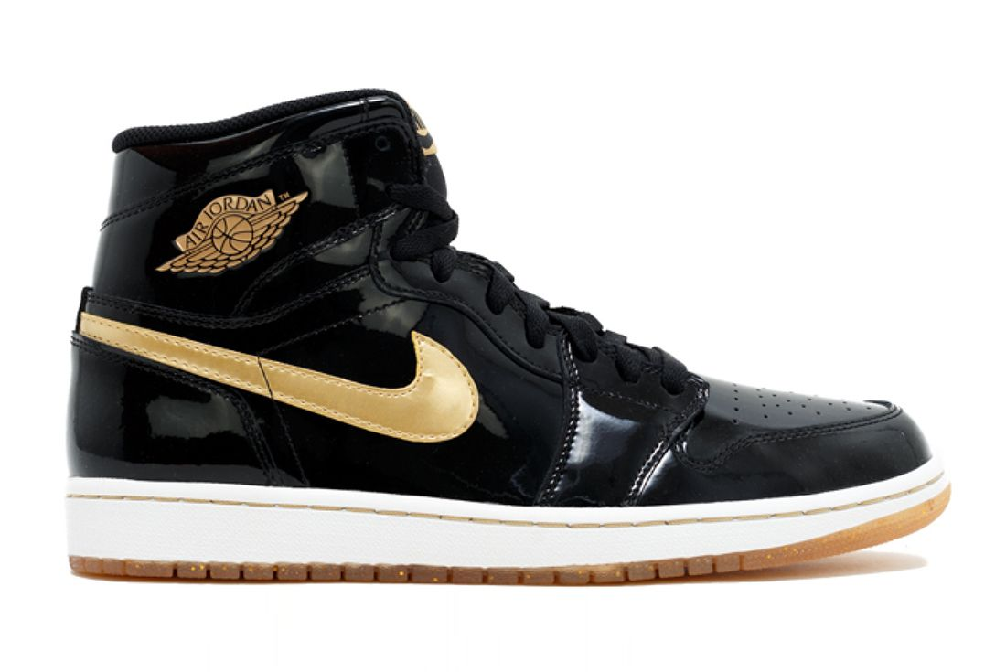Jordan Black Gold 5