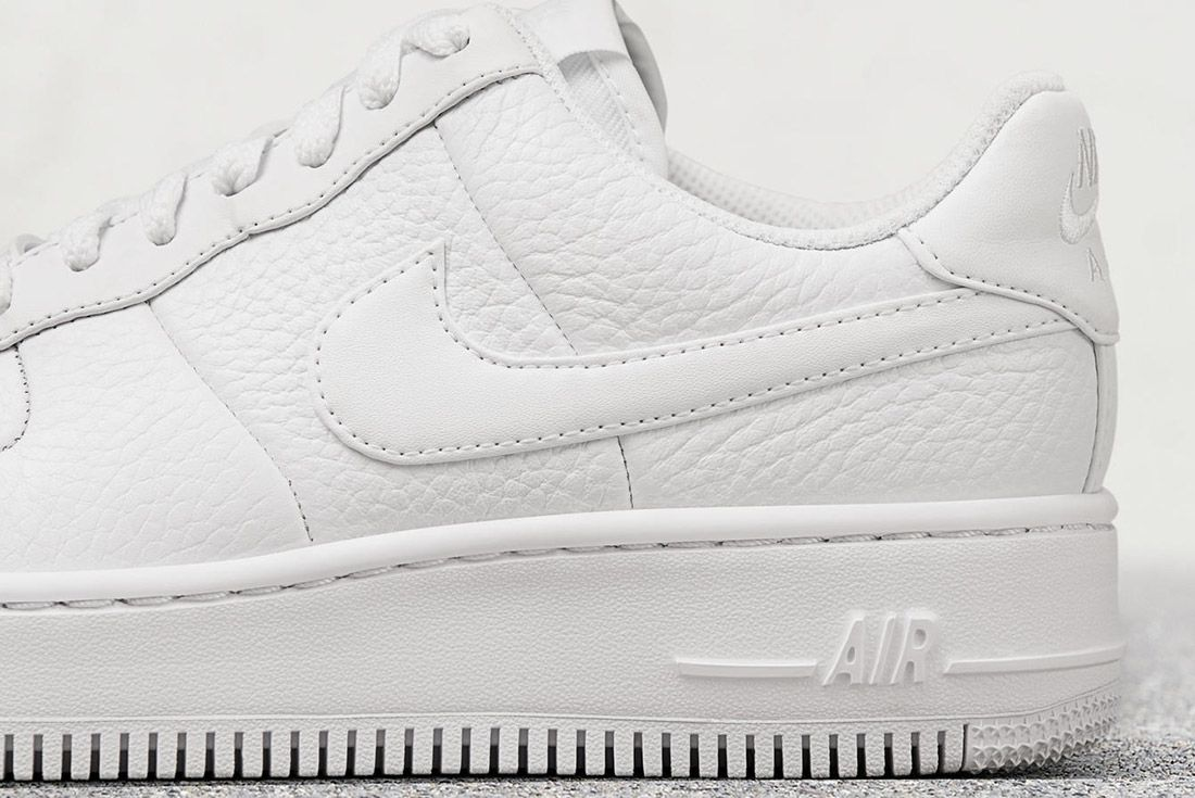 Nike Air Force 1 Upstep Bread Butter 2